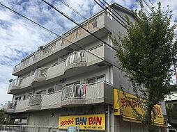 大阪府高槻市西真上1丁目の賃貸マンションの外観