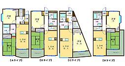 静岡県駿東郡清水町長沢の賃貸マンションの間取り
