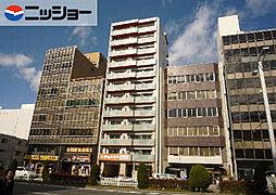 C.P.Pure1608[4階]の外観