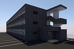 仮)久保田町MマンションB棟[2階]の外観