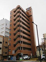 ライオンズマンション盛岡中央通[6階]の外観