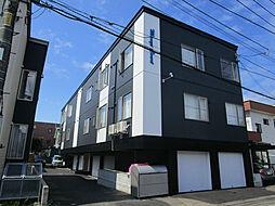 札幌市営東豊線 東区役所前駅 徒歩17分の賃貸アパート