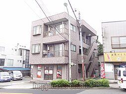 東京都町田市木曽西1丁目の賃貸マンションの外観