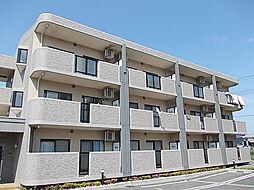サニーカーサA[3階]の外観
