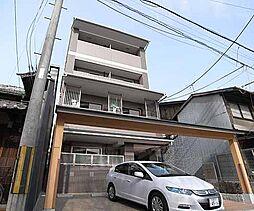 京都府京都市上京区中村町の賃貸マンションの外観