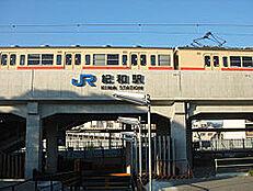 駅紀和駅まで566m
