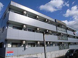 福岡県古賀市千鳥6丁目の賃貸マンションの外観