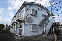 霊屋第一コーポナバタ[1階]の外観