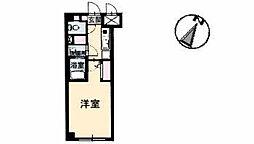 JRBハイツ湯田[A303号室]の間取り