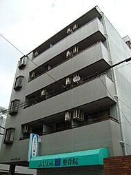 サントピア阿倍野[3階]の外観