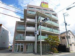 大阪府富田林市喜志町2丁目の賃貸マンションの外観