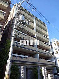 プレサンス京都三条大橋東山苑[5階]の外観