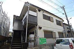 メゾン鎌ヶ谷[202号室]の外観