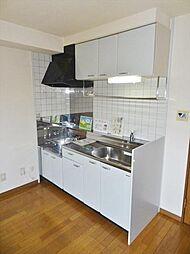 ヴィラ・リッコのキッチン