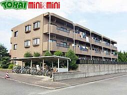 三重県松阪市久保町の賃貸マンションの外観