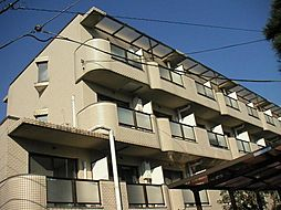 神奈川県横浜市磯子区杉田4丁目の賃貸マンションの外観