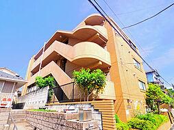 埼玉県所沢市松葉町の賃貸マンションの外観