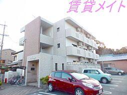 三重県伊勢市神田久志本町の賃貸マンションの外観