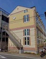 ユナイト 鶴見コントレラスの杜[2階]の外観