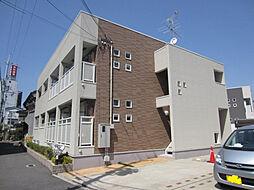 大阪府岸和田市沼町の賃貸アパートの外観