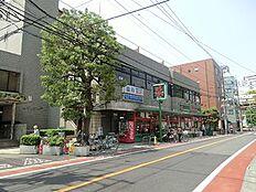 周辺環境:文化堂西大井店