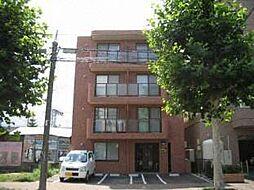 北海道札幌市中央区北十二条西16丁目の賃貸マンションの外観