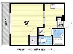 【敷金礼金0円!】クレセール室見