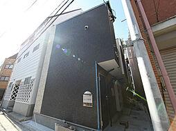 愛知県名古屋市西区那古野1丁目の賃貸アパートの外観