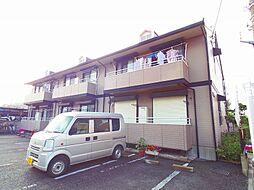 東京都練馬区西大泉6丁目の賃貸アパートの外観