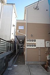 サザンテラス茅ヶ崎[105号室]の外観
