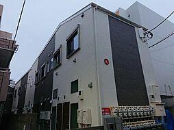 サークルハウス平和島壱番館[208号室]の外観