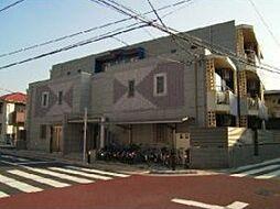 東京都練馬区小竹町1丁目の賃貸マンションの外観
