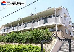 ロッキー須崎B棟[1階]の外観