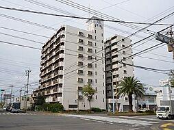 豊国スカイマンション大分 507号[5階]の外観