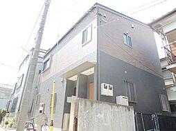 埼玉県川口市川口5丁目の賃貸アパートの外観