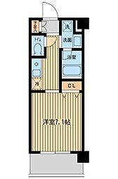 KDXレジデンス用賀(旧プリモレガーロ用賀)[0505号室]の間取り