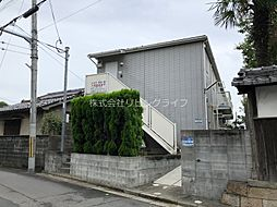 大阪府高槻市辻子1丁目の賃貸アパートの外観