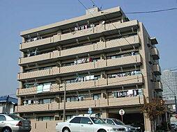 愛知県名古屋市北区鳩岡2丁目の賃貸マンションの外観