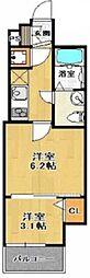 寺田町駅 8.5万円