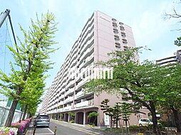矢田川パークハウスA棟 812号室[8階]の外観