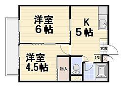 新所沢駅 4.0万円