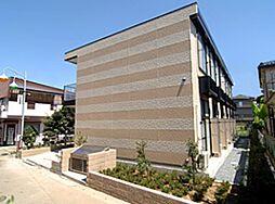 千葉県船橋市大穴南1丁目の賃貸アパートの外観