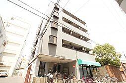 サントピア阿倍野[4階]の外観