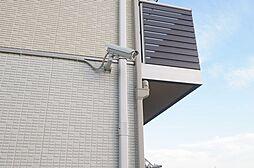 ベルソーB[2階]の外観