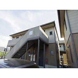 静岡県静岡市駿河区青木の賃貸アパートの外観