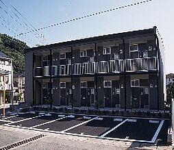 神奈川県足柄下郡湯河原町中央4丁目の賃貸アパートの外観