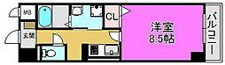 アーバンツァ[2階]の間取り