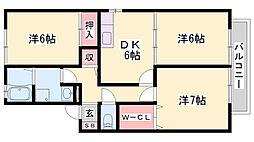 ひめじ別所駅 7.3万円