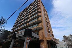 北海道札幌市中央区北七条西22丁目の賃貸マンションの外観