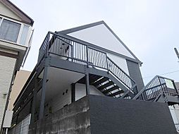 ラフィネ常盤平[1階]の外観
